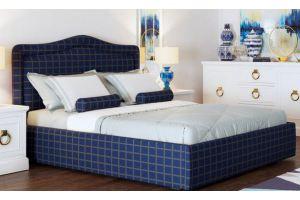 Стильная спальня с мягкой кроватью - Мебельная фабрика «Kreind»