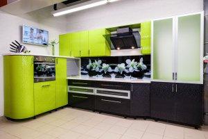 Стильная современная кухня - Мебельная фабрика «Агата»
