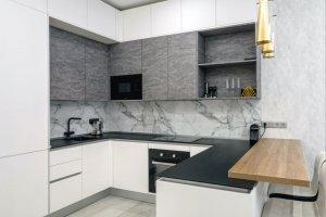 Стильная современная кухня Атриа - Мебельная фабрика «Артис»