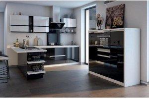 Стильная современная Кухня Эмма - Мебельная фабрика «Царь-Шкаф»