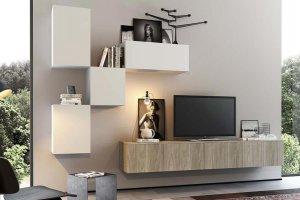 Стильная ТВ-зона - Мебельная фабрика «MipoLine»
