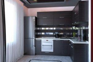 Стильная угловая кухня - Мебельная фабрика «Мебель +5»