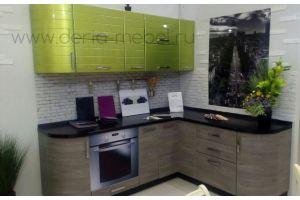 Стильная угловая кухня - Мебельная фабрика «Дэрия»