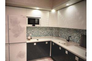 Стильная угловая кухня - Мебельная фабрика «Мебельная мастерская»