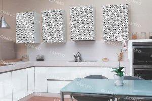 Стильная угловая кухня - Мебельная фабрика «Самеко»