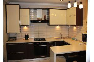 Стильная угловая кухня - Мебельная фабрика «Сиб-Мебель»