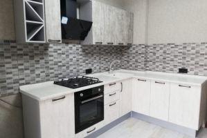 Стильная угловая кухня - Мебельная фабрика «МЭК»