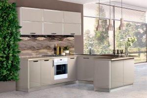 Стильная угловая кухня Веста 1 - Мебельная фабрика «Яна»