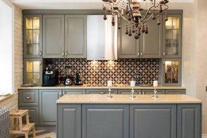 Стильная Винтажная кухня - Мебельная фабрика «ДиВа мебель»