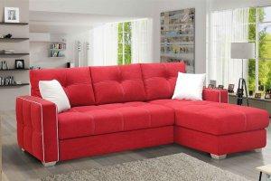 Стильный диван Бьянка - Мебельная фабрика «Элфис»