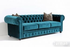 Стильный диван Chester - Мебельная фабрика «Фурман»