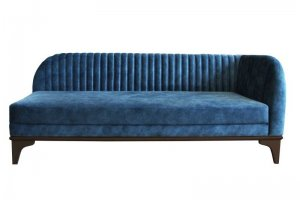 Стильный диван-кушетка Манхеттен - Мебельная фабрика «Майя»
