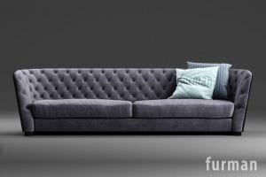 Стильный диван Royce - Мебельная фабрика «Фурман»