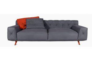 Стильный диван с капитоне RITZ - Мебельная фабрика «O'PRIME»