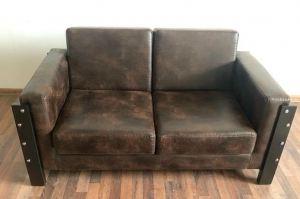 Стильный диван в офис Лео 31 - Мебельная фабрика «Лео Люкс»