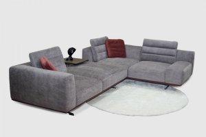 Стильный эксклюзивный диван Monako - Мебельная фабрика «O'PRIME»