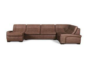 стильный модульный диван Лангрей - Мебельная фабрика «ПУШЕ»