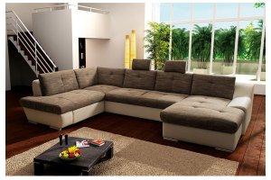 стильный модульный диван Verona - Мебельная фабрика «Сола-М»
