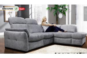 Стильный мягкий угловой диван Виктория - Мебельная фабрика «Other Life»