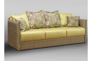Стильный прямой диван Эдем - Мебельная фабрика «Треви»