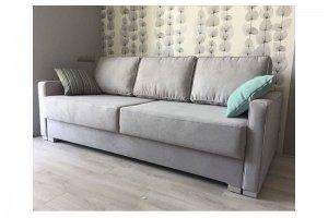 Стильный серый диван - Мебельная фабрика «ProstoМебель»