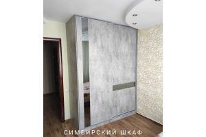 Стильный шкаф-купе - Мебельная фабрика «Симбирский шкаф»