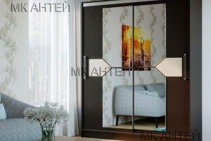 Стильный шкаф-купе Лорд - Мебельная фабрика «Антей»