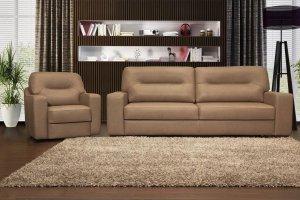 стильный современный диван Trento - Мебельная фабрика «Sofmann»