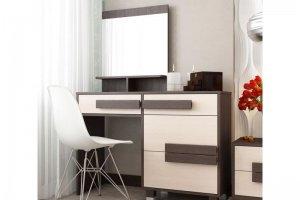 Стильный туалетный стол СТ 5 Шарм - Мебельная фабрика «Ваша мебель»