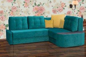 Стильный угловой диван НЕО 11 ду - Мебельная фабрика «Нео-мебель»