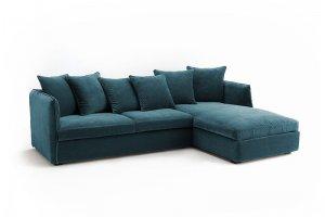 Стильный угловой диван Neo - Мебельная фабрика «Дубрава»