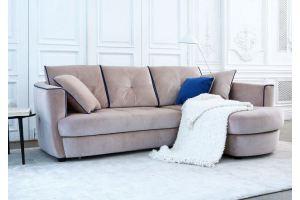 Стильный угловой диван Страдивари - Мебельная фабрика «Anderssen»