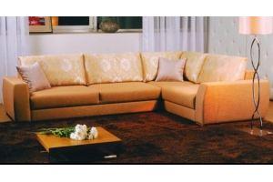 Стильный угловой диван Uran - Мебельная фабрика «ОРСО БРУНО»