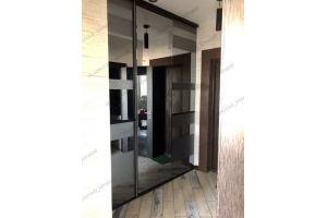 Стильный встроенный шкаф-купе - Мебельная фабрика «KL-Мебель»