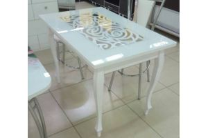 Стол обеденный 1 - Мебельная фабрика «Дэрия»
