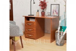 Стол письменный 1-тумбовый с ящиками - Мебельная фабрика «Меон»