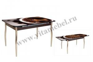 Стол 16 раздвижной с фотопечатью - Мебельная фабрика «ВиТа-мебель»