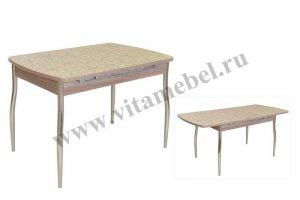 Стол 17 раздвижной - Мебельная фабрика «ВиТа-мебель»
