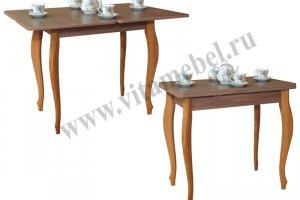Стол 19 раскладной - Мебельная фабрика «Вита-мебель», г. Кузнецк