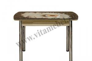 Стол 22 с фотопечатью - Мебельная фабрика «Вита-мебель», г. Кузнецк