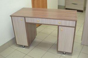 Стол 2х тумбовый - Мебельная фабрика «Миссия»