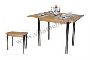 Стол 3 обеденный раскладной - Мебельная фабрика «Вита-мебель», г. Кузнецк