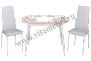 Стол 36 с фотопечатью  - Мебельная фабрика «ВиТа-мебель»