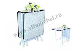 Стол 4 книжка раскладной - Мебельная фабрика «Вита-мебель», г. Кузнецк
