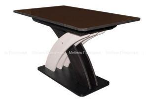 Стол со стеклом Александр - Мебельная фабрика «Мебель Поволжья»