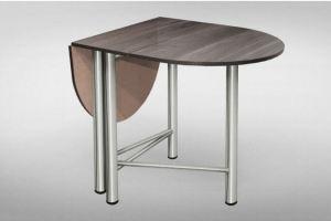 Стол Бабочка овальный раскладной - Мебельная фабрика «CHROME STYLE»