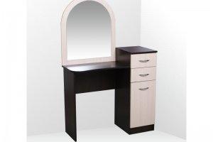 Стол будуарный с зеркалом 61 - Мебельная фабрика «Вектор»