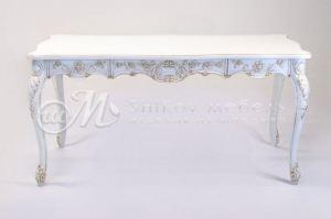 Стол царский прямоугольный Венеция - Мебельная фабрика «ШиковМебель»