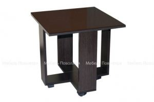 Стол чайный 6 шоколад - Мебельная фабрика «Мебель Поволжья»
