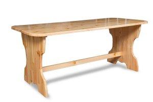 Стол деревянный Дача - Мебельная фабрика «Мебель Мастер»